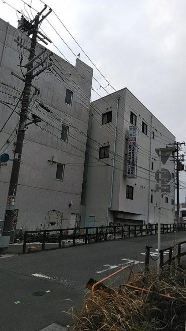 連帯ユニオン近畿地方本部が入る生コン会館